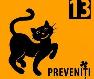 Marţi 13 şi Pisica Neagră