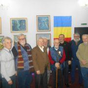 Fraţii Vadana – fraţii Centenarului, sărbătoriţi în Galeria Unic a lui Vasile Ouatu