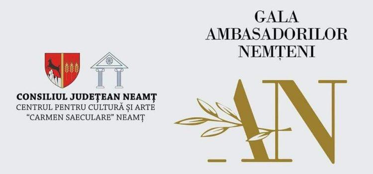 Piatra Neamţ: astăzi, Cenaclul Flacăra la cea de a doua ediţie a Galei Ambasadorilor Nemţeni