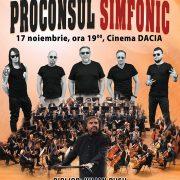 PROCONSUL, casă închisă la Cinematograful Dacia