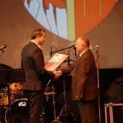 Absolut meritat! Ion Strătilă, premiul de excelenţă a Ambasadorilor Nemţeni
