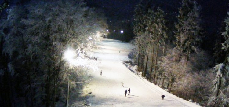 Piatra Neamţ: se va putea schia în această iarnă