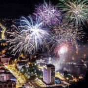 Revelion fabulos la Piatra Neamţ