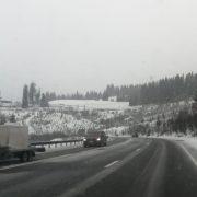 Neamţ: Nu sunt drumuri blocate, se circulă în condiţii de iarnă