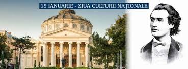 Ziua Culturii Naţionale. Printre iniţiatorii acestei legi, un deputat nemţean