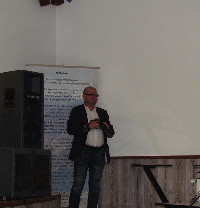 Daniel Vinca, nominalizat la premiul pentru jurnalism la Gala Asistenţei Sociale