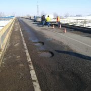Neamţ: se repară podul de la Tupilaţi