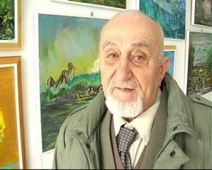 """Pictorul Vadana împlineşte astăzi 88 de ani: """"Am făcut şi bune şi rele"""""""