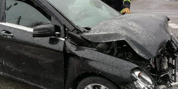 Din nou, grav accident rutier la Căciuleşti