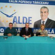 Neamţ: Şeful  ALDE, Ion Asaftei, apără bugetul