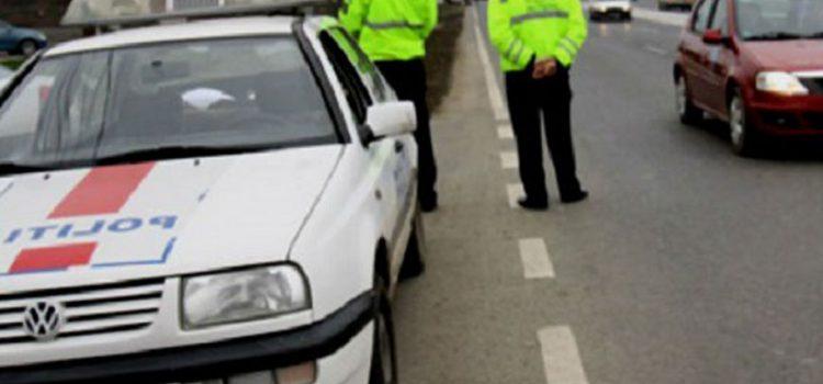 A făcut-o pe nisnaniul la semnalul poliţiştilor şi acum se plimbă prin instanţa penală