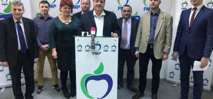 PMP Neamţ: Gavrilescu îşi joacă funcţia la Europarlamentare