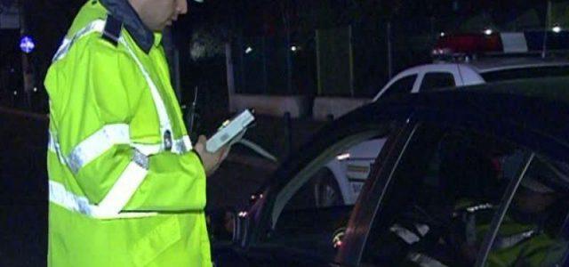Beţi la volan, opriţi de Poliţie