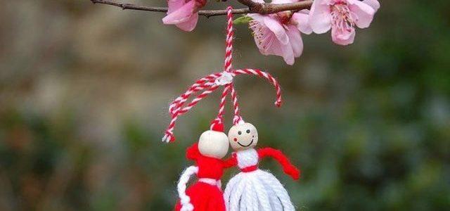 1 Martie: Mărţişorul, triumful primăverii