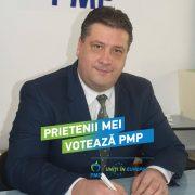 Viceprimarul Gavrilescu, candidat pentru Parlamentul European