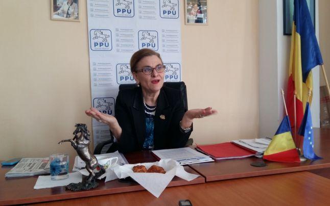 Maria Grapini revine la Neamţ. Este aşteptat şi Dan Voiculescu