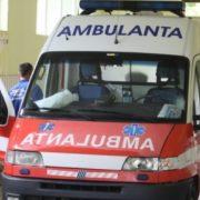 Cazuri şocante preluate de Ambulanţa Neamţ: jugulară tăiată, rinichi înjunghiat, accident rutier
