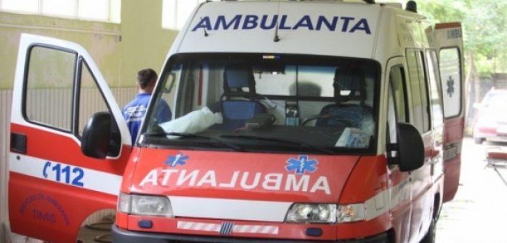 Ambulanţa: un înec, o tentativă de sinucidere prin spânzurare, victime în accidente rutiere, bătăi şi beţii