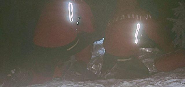 Salvare la limită pe muntele Ceahlău: Doi turişti erau să moară îngheţaţi!