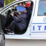 Şcoala altfel, cu Poliţia Bicaz