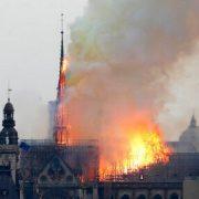 Tragedia de la Notre – Dame: Mesajul Arhiepiscopiei Romanului