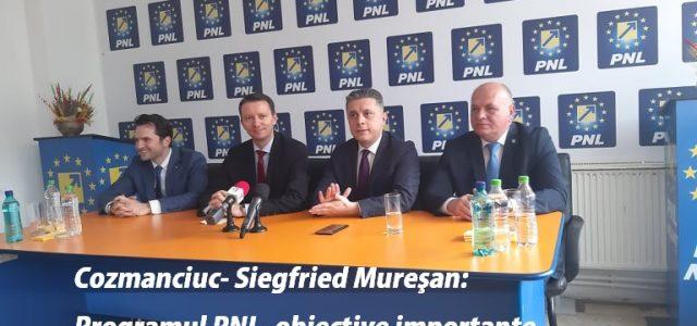 PNL Neamţ: Spitalul regional şi Autostrada Unirii, teme locale aduse în atenţia parlamentarilor europeni!