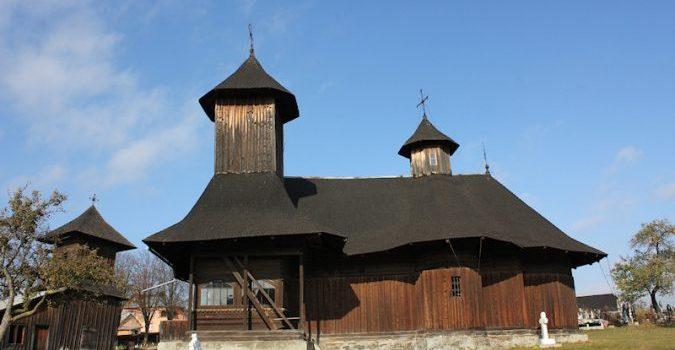 Biserici de lemn din Bucovina istorică
