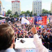 Zece mii de nemţeni au participat la mitingul PSD de la Iaşi. Ce spune Ziarul de Iaşi că au făcut nemţenii acolo?