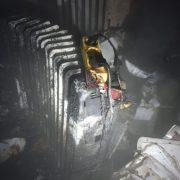 Piatra Neamţ: un prelungitor a aruncat în flăcări un apartament pe str. Progresului