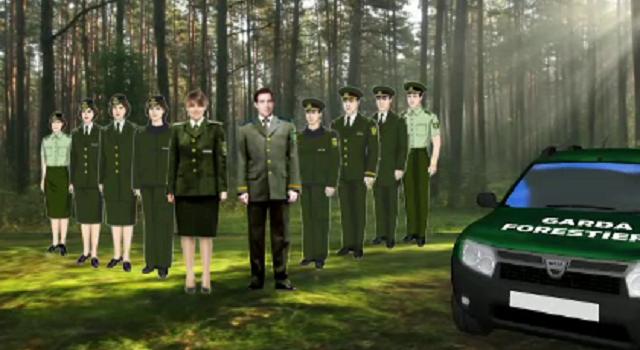 Neamţ: Se înfiinţează Garda Forestieră cu structură proprie