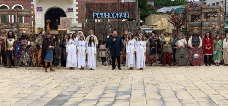 Festivalul Dacic Petrodava la Piatra Neamţ