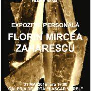 Galeriile Lascăr Vorel: Vernisaj Florin Zaharescu