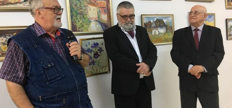 """Dumitru Bezem: """"Un pictor gândește în felul lui despre lumea în care trăiește, despre semeni"""""""