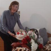 100 de ani de viaţă, sărbătoriţi cu decenţă, dragoste şi respect în Centrul Pietricica