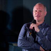 Vlad Ivanov în deschiderea proiecției de gală a filmului Apusul/Sunset, de pe 18 iunie, la Piatra Neamț
