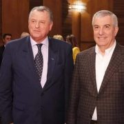 Asaftei (ALDE Neamţ): Dl. Tăriceanu este singurul candidat cu șanse reale de a câștiga competiția prezidențială în fața lui Klaus Iohannis!