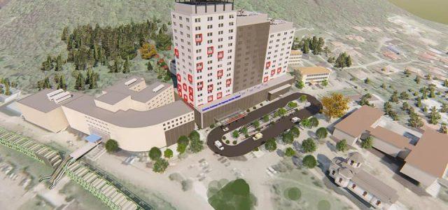Ionel Arsene, preşedintele CJ Neamţ: Noul spital va costa  1 miliard de lei