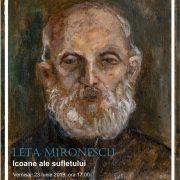 Mitropolitul Moldovei, la expoziţia de icoane din Piatra Neamţ