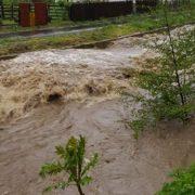 Neamţ: avertizări meteo şi hidrologice valabile până mâine