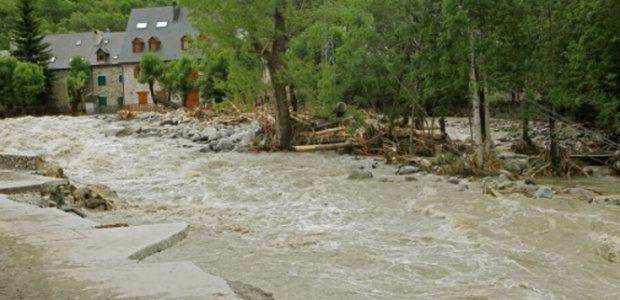 Neamţ: atenţionare hidrologică, depăşiri ale cotelor de atenţie!