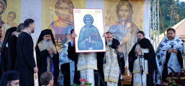 Piatra Neamţ: Astăzi, Procesiunea cu SFINTELE MOAŞTE ale SFÂNTULUI GHEORGHE PELERINUL