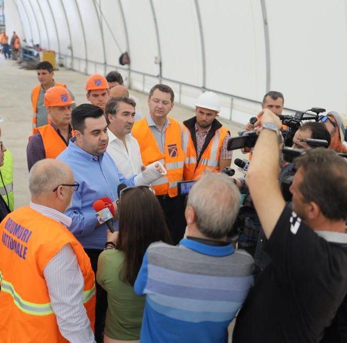 Drumul spre Poiana Largului, cea mai importantă investiţie pe infrastructură. Cuc: Guvernul a alocat sume semnificative