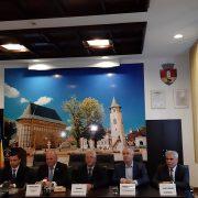Piatra Neamţ: Primarii din 7 municipii au semnat actul constitutiv al celei mai mari asocieri administrative