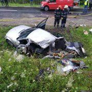Grav accident rutier la Taşca