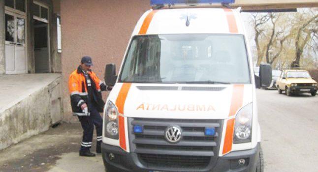 Neamţ: un copil intoxicat cu diluant, altul accidentat grav şi unul mort-cazuri ale Ambulanţei Neamţ