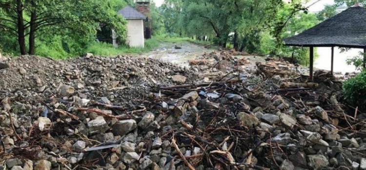 Piatra Neamţ: Cinci locuinţe de necesitate pentru sinistraţii din Văleni