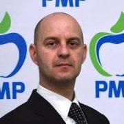 Cristian Sauciuc: PMP Piatra Neamţ, alegeri pe 4 octombrie