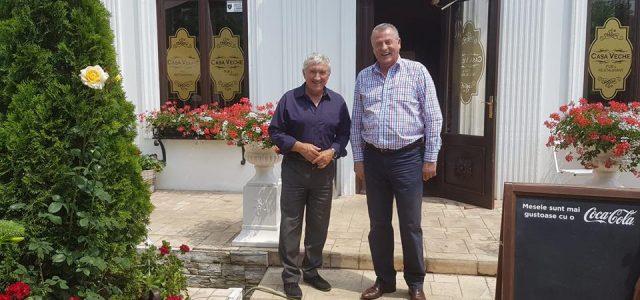 Dragoste veche între liderul ALDE Neamţ şi Mircea Diaconu