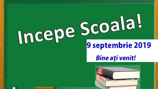 Peste 69.000 de învăţăcei sunt aşteptaţi astăzi în grădiniţele şi şcolile din Neamţ!
