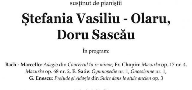 RECITAL INSTRUMENTAL ÎN STAGIUNEA ARTISTICĂ 2019 – 2020